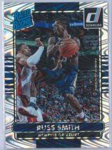 Russ Smith Panini Donruss Basketball 2014-15  Swirlorama Rated Rookie