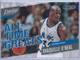 Shaquille Oneal Panini Prestige 2017-18 All Time Greats