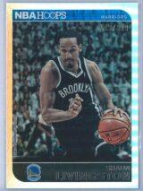Shaun Livingston Panini NBA Hoops 2014 15 Silver 142399 1