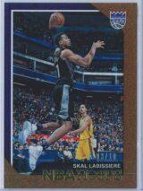 Skal Labissiere Panini NBA Hoops 2018 19 Gold 0310 1
