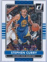 Stephen Curry Panini Donruss Basketball 2014-15  Press Proof Purple 187199