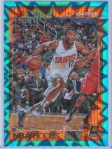 T.J. Warren Panini NBA Hoops 2016-17  Teal Explosion