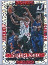 Terrence Jones Panini Donruss Basketball 2014-15  Swirlorama