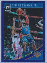 Tim Hardaway Jr Panini Donruss Optic Basketball 2018-19  Blue Velocity Prizm