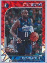 Tim Hardaway Jr Panini NBA Hoops 2019-20  Red Explosion 0115