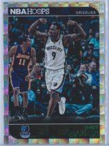 Tony Allen Panini NBA Hoops 2014-15  Green