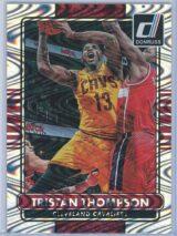 Tristan Thompson Panini Donruss Basketball 2014-15  Swirlorama