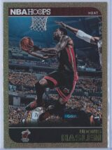 Udonis Haslem Panini NBA Hoops 2014-15  Gold