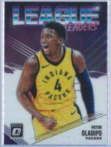 Victor Oladipo Panini Donruss Optic Basketball 2018-19 League Leaders