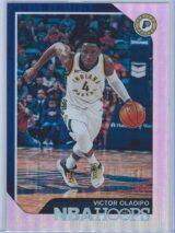 Victor Oladipo Panini NBA Hoops 2018 19 Silver 040199 1