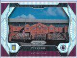 Villa Park Panini Prizm Premier League 2020-21 Stadiums Silver Prizm