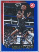 Vince Carter Panini NBA Hoops 2018-19  Blue