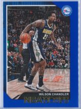 Wilson Chandler Panini NBA Hoops 2018-19  Blue