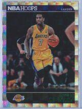Xavier Henry Panini NBA Hoops 2014-15  Green