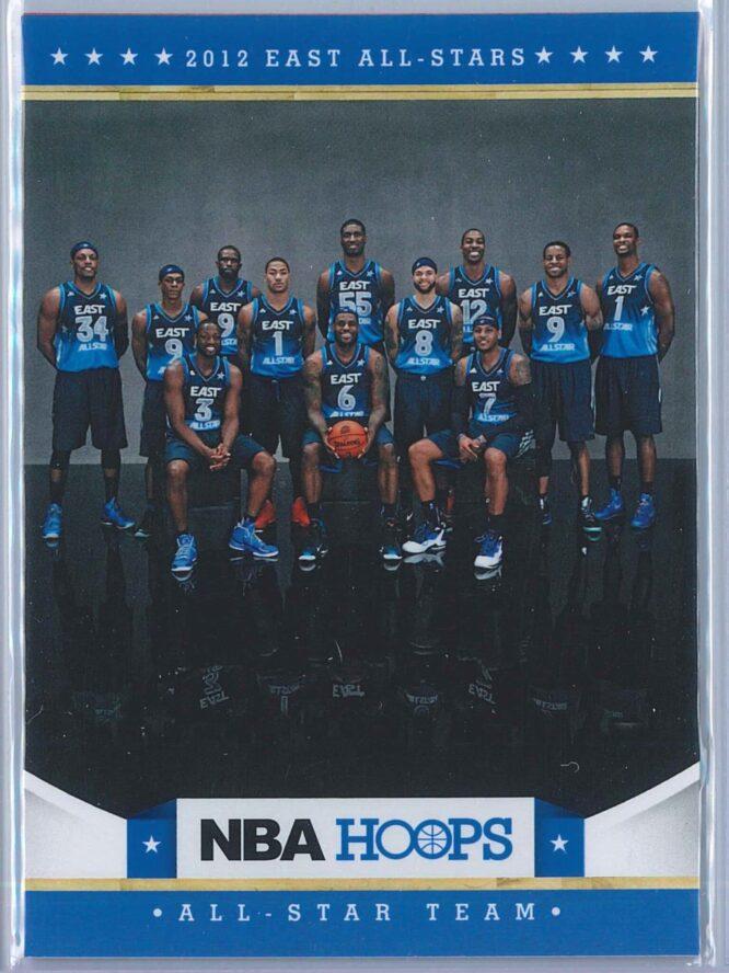 2012 East All Stars Panini NBA Hoops 2012-13 Base