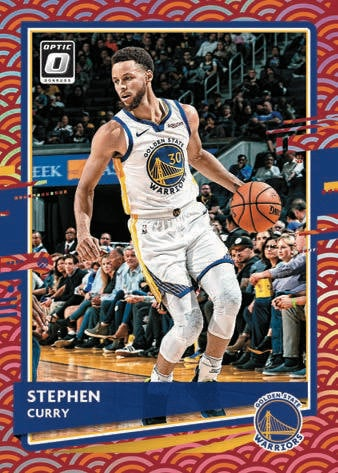 2020 21 Donruss Optic Basketball NBA Cards Base Photon Stephen Curry SSP