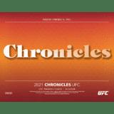2021 Panini Chronicles UFC Blaster Box