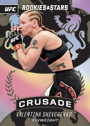 2021 Panini Chronicles UFC Cards Base Rookies Stars Valentina Shevchenko