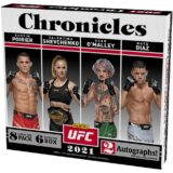 2021 Panini Chronicles UFC Sealed Hobby Box