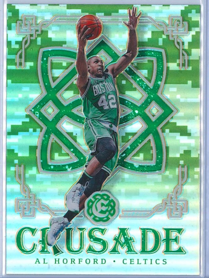 Al Horford Panini Excalibur Basketball 2016-17 Crusade Camo