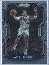 Allen Iverson Panini Prizm Basketball 2020-21 Base
