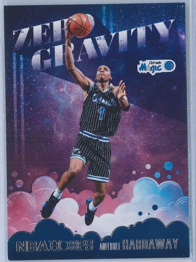 Anfernee Hardway Panini NBA Hoops 2020-21 Zero Gravity