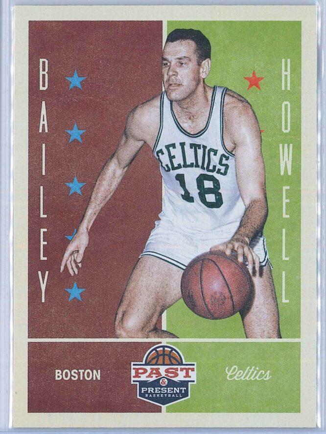 Bailey Howell Panini Past And Present Basketball 2012-13 Base