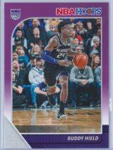 Buddy Hield Panini NBA Hoops 2019-20  Purple