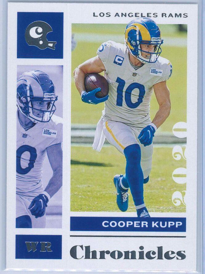 Cooper Kupp Panini Chronicles Football 2020 Base