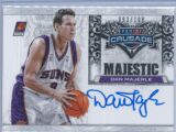 Dan Majerle Panini Crusade Basketball 2013 14 Majestic 093199 Auto 1