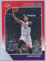Danny Green Panini NBA Hoops 2019 20 Red 6775 1