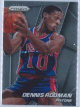 Dennis Rodman Panini Prizm Basketball 2014-15 Base