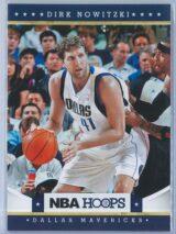 Dirk Nowitzki Panini NBA Hoops 2012-13 Base