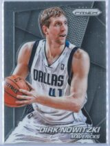 Dirk Nowitzki Panini Prizm Basketball 2014-15 Base