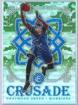 Draymond Green Panini Excalibur Basketball 2016-17 Crusade Camo