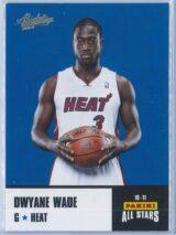 Dwyane Wade Panini Absolute Memorabilia 2010-11 Panini All Stars