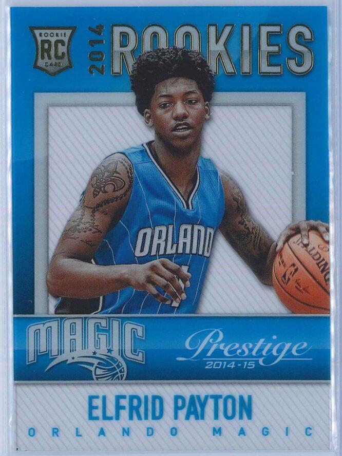 Elfrid Payton Panini Prestige Basketball 2014-15 Mystery Rookies