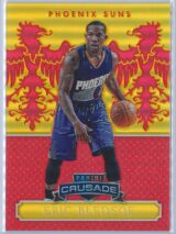 Eric Bledsoe Panini Excalibur Basketball 2014 15 Crusade Camouflage Red 0899 1