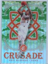 Eric Bledsoe Panini Excalibur Basketball 2016-17 Crusade Camo