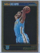 Gary Harris Panini NBA Hoops Basketball 2014-15 Base Gold  RC