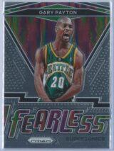 Gary Payton Panini Prizm Basketball 2020-21 Fearless