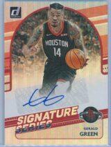 Gerald Green Panini Donruss Basketball 2020-21 Signature Series Auto