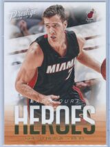 Goran Dragic Panini Prestige Basketball 2016-17 Hardcourt Heroes
