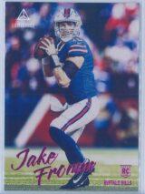 Jake Fromm Panini Chronicles Football 2020 Luminance Pink RC
