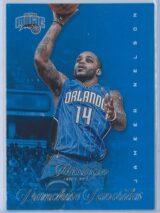 Jameer Nelson Panini Prestige Basketball 2013-14 Franchise Favorites