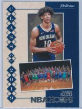 Jaxson Hayes Panini NBA Hoops 2019-20 Class of 2019