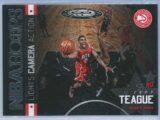 Jeff Teague Panini NBA Hoops Basketball 2015-16 Lights Camera Action