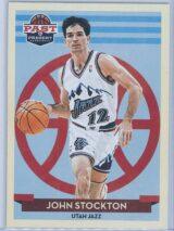 John Stockton Panini Past And Present Basketball 2012-13 Base