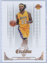 Jordan Hill Panini Excalibur Basketball 2014-15 Base