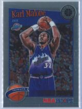 Karl Malone Panini NBA Hoops Premium Stock 2019-20 Tribute
